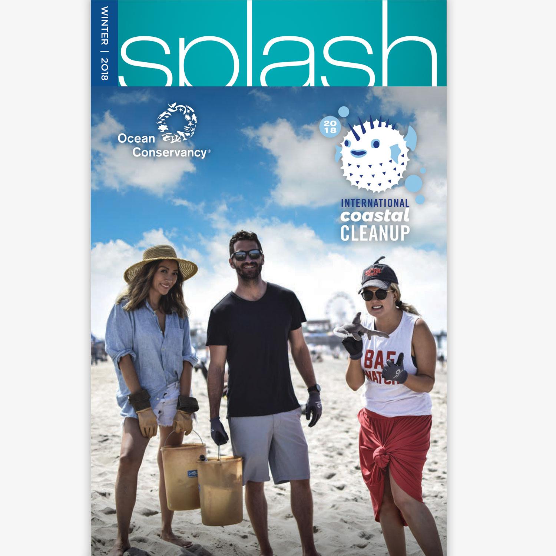 Splash  –Member Newsletter