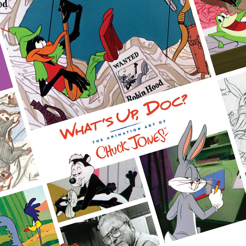 What's Up Doc? The Animated Art of Chuck Jones  – Exhibition Prospectus