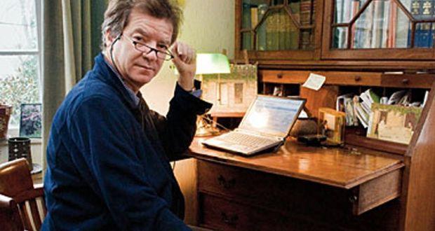 Lo scrittore e filosofo irlandese Richard Kearney.