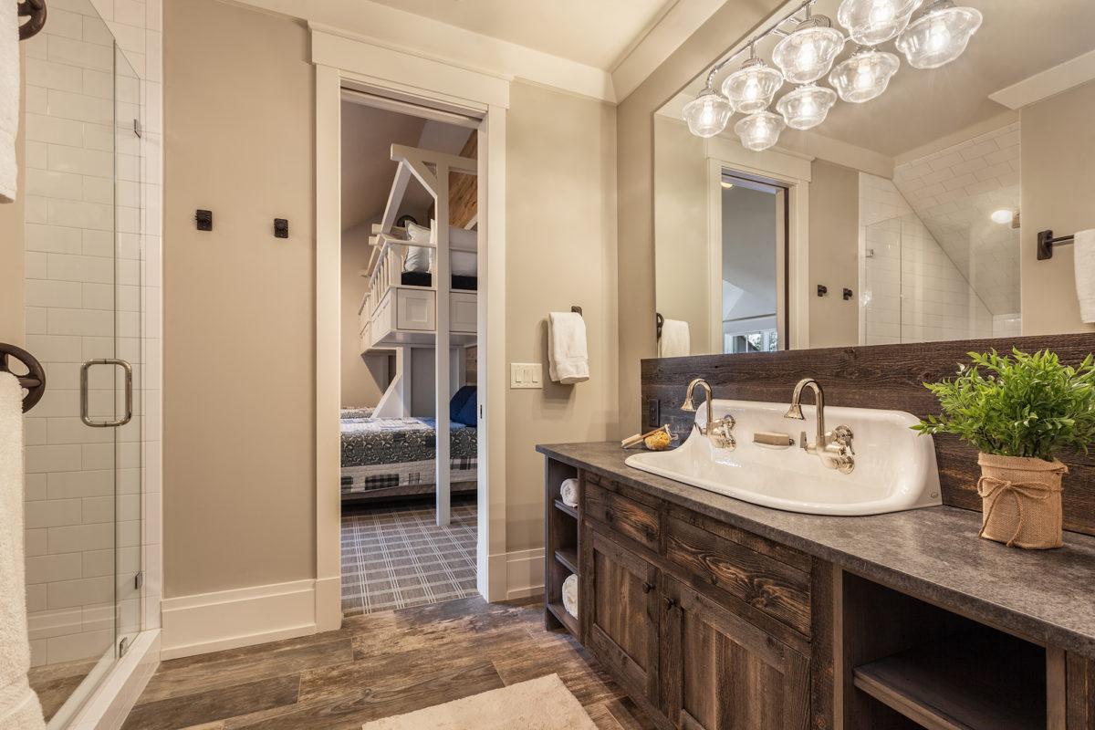 Bath & Powder Rooms -