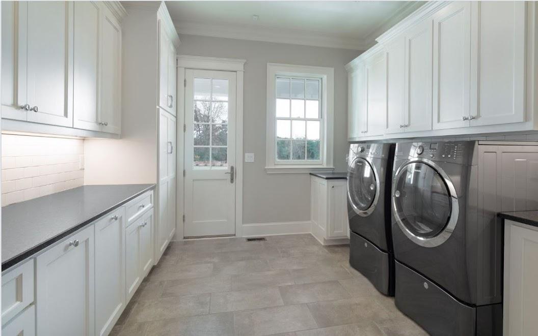 Laundry & Mud Rooms -