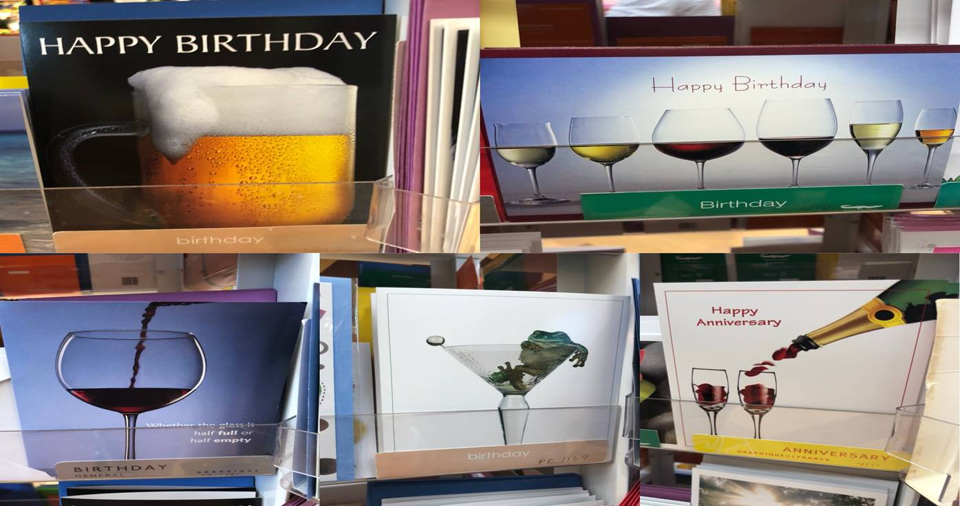 Happy Birthday...Have a Drink