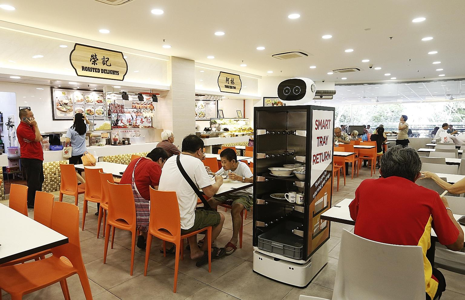 SMU KOUFU - 1. Malay Cuisine2. Match 'n' Go3. Chicken Heaven (Coming soon!)