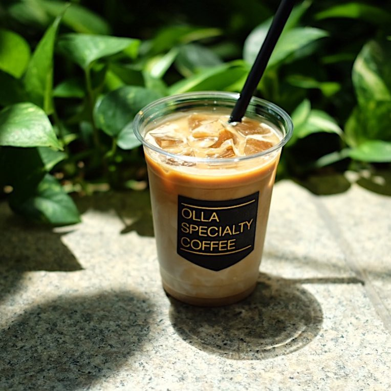 Olla Specialty Coffee   Singtel Comcentre
