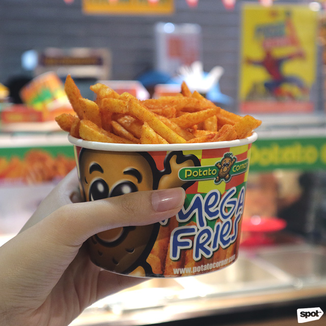Potato Corner   #B3-45 313@Somerset, 313 Orchard Rd