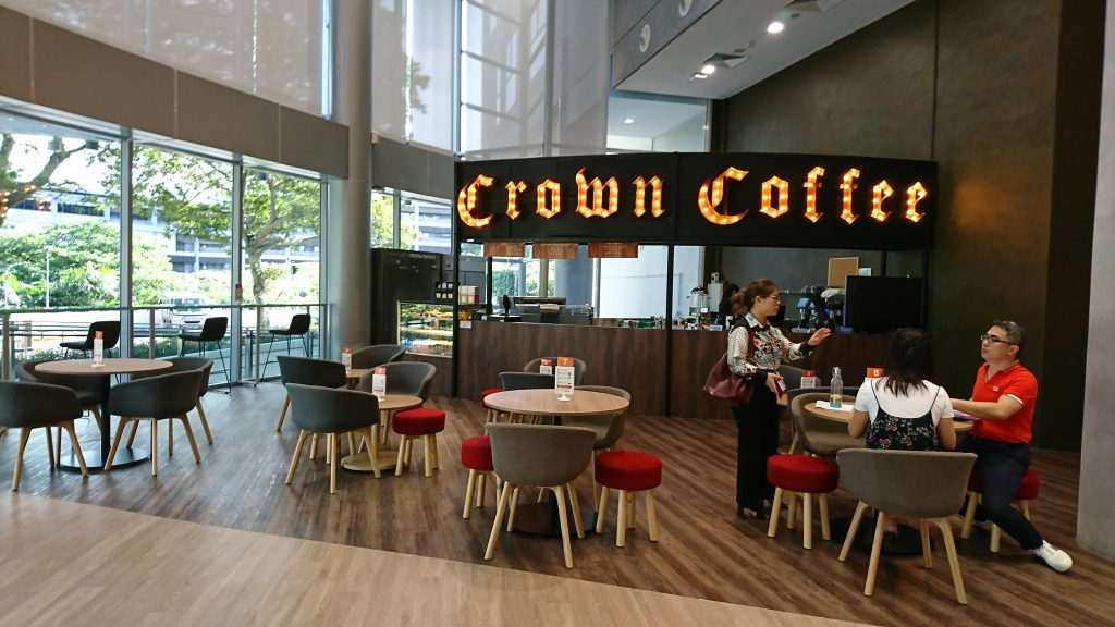 Crown Coffee (NUS)   3 Research Link