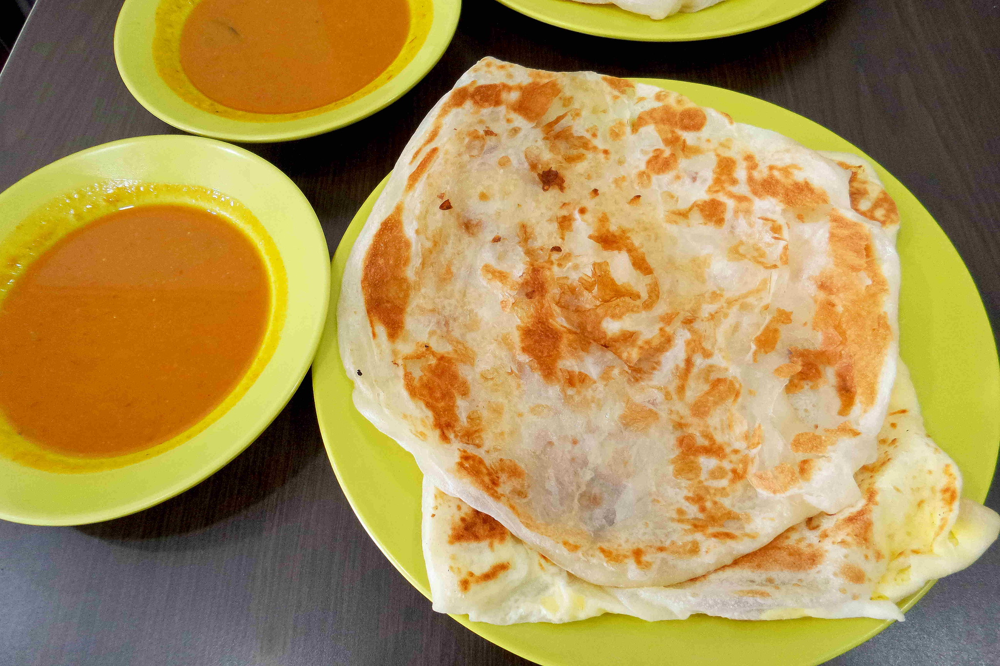 Niqqi's The Cheese Prata Shop   16 Clementi Road