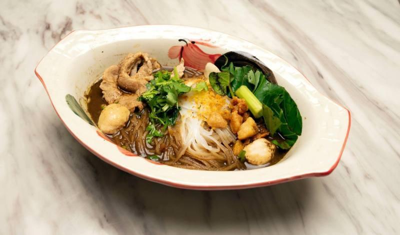 Thai-Licious Boat Noodles   8 Liang Seah Street, #01-01