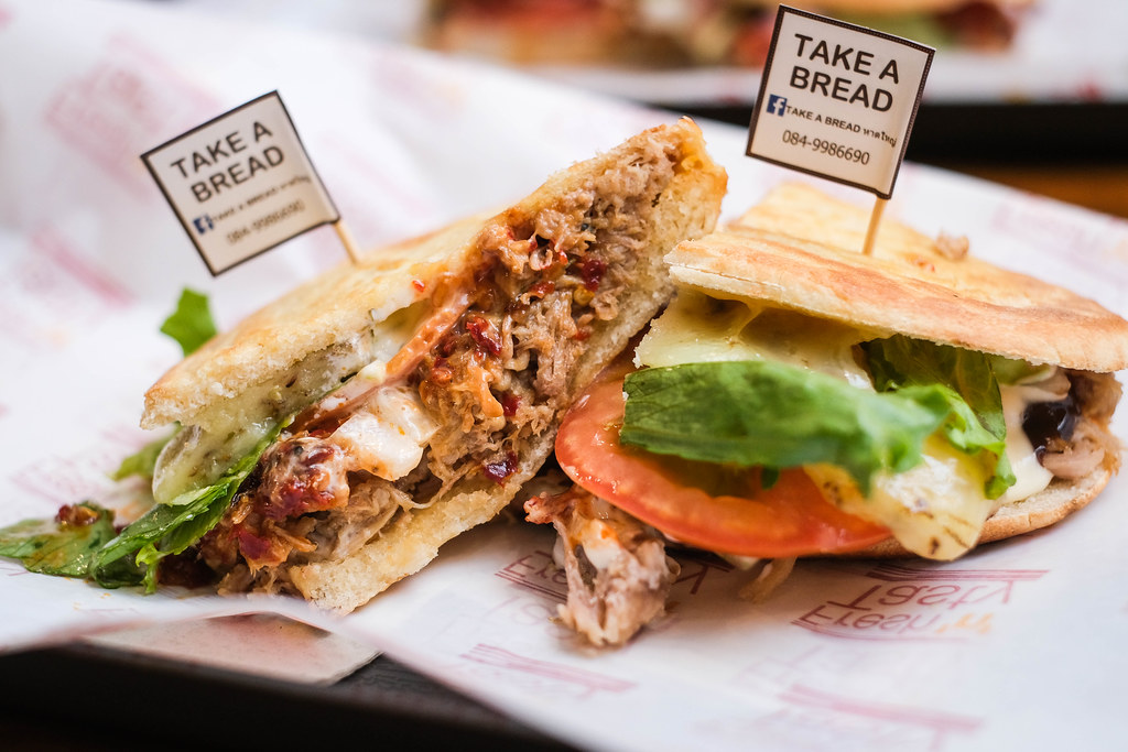 SandGer by TAKE A BREAD   One Raffles Place #02-27, 1 Raffles Place, 048616