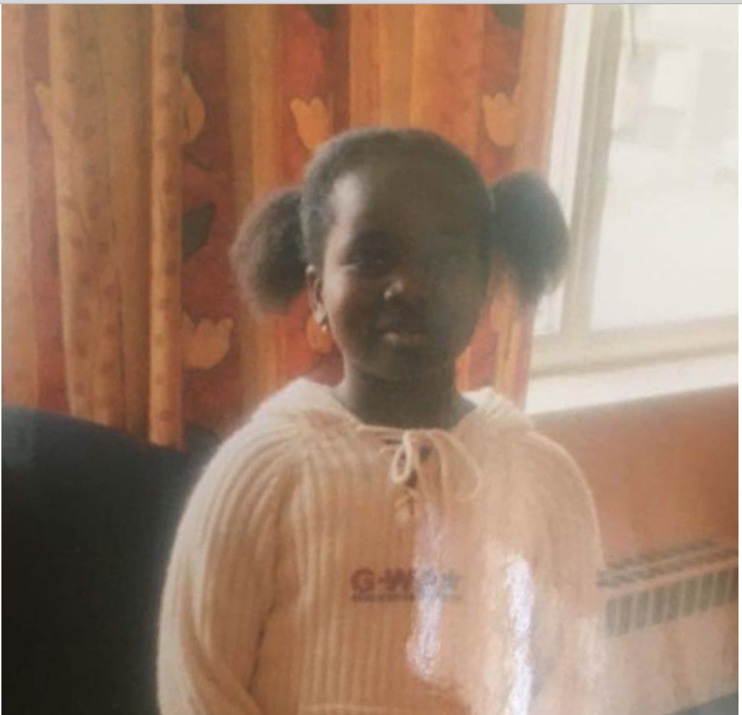 Here I am in Belgium circa 2003/04 on my first day of year two (first grade).