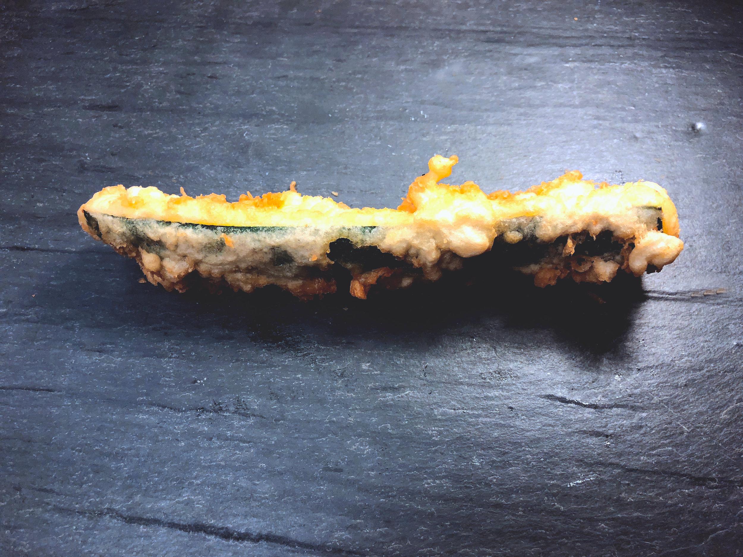 Zucchini Tempura