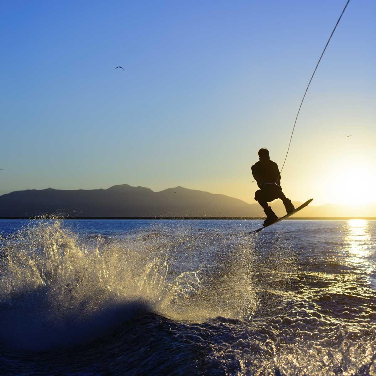 Lake Activities -