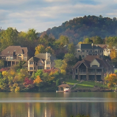 Tellico Village - lakefront communitiesPHOTO CREDITS ©Lakeside Real Estate Group