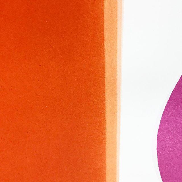 #pink #orange Happy Sunday!