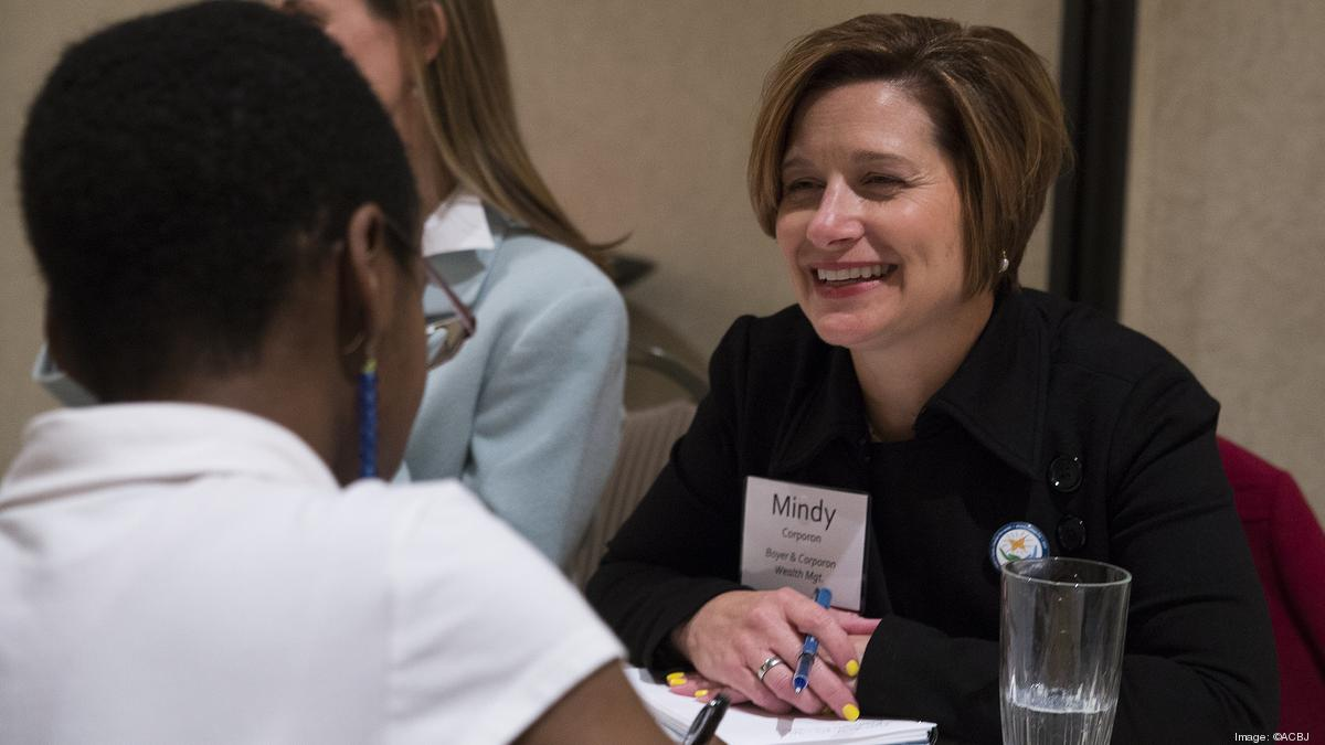 Mentoring Monday: Women make connections in KC (2018)