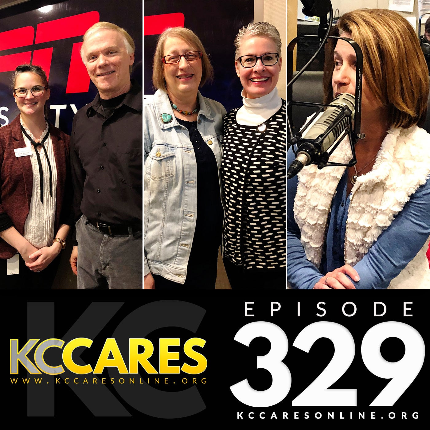 March 28, 2019 - KC Cares Radio/ESPN 1510