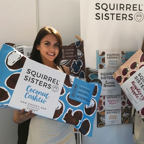 Gracie Squirrel Sisters