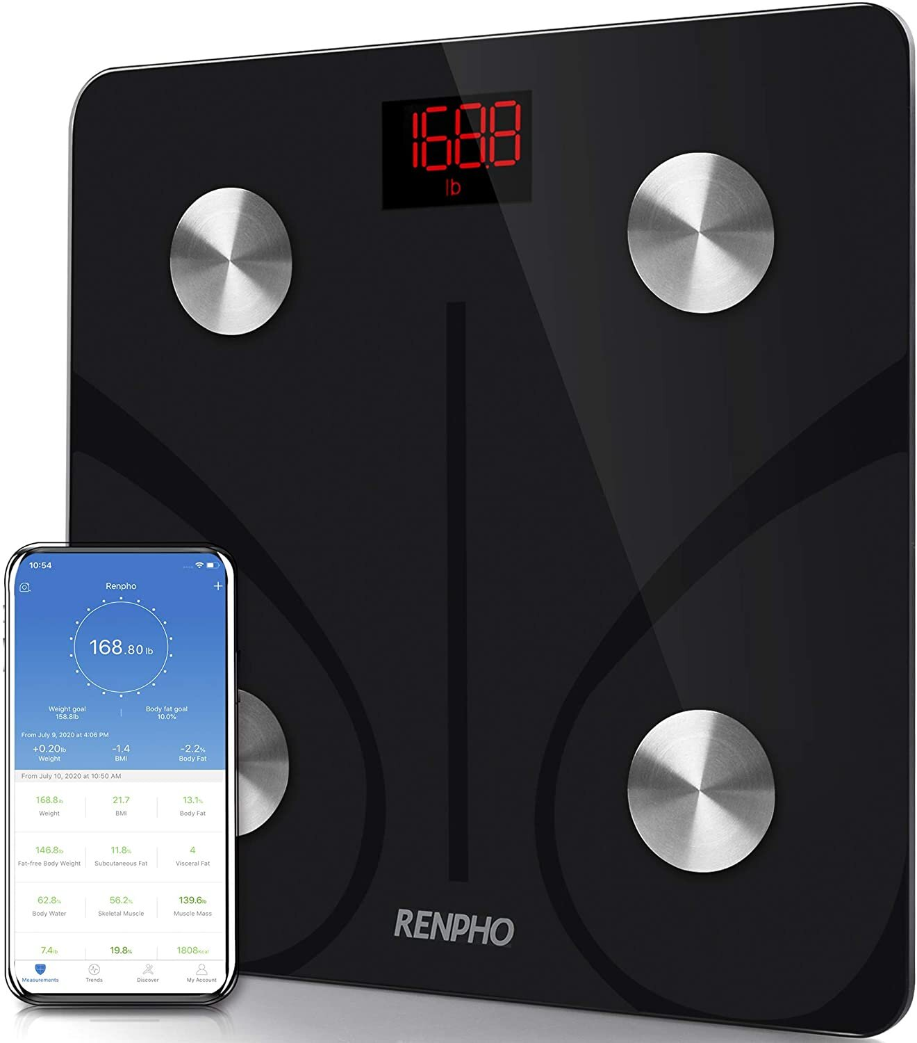 Renpho Bluetooth as a fitness gift
