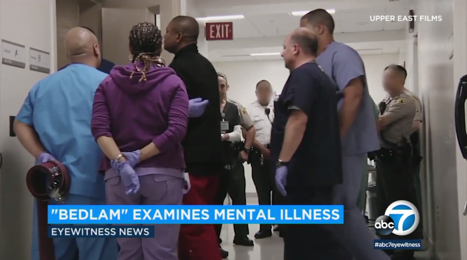 Bedlam: An Intimate Journey Into America's Mental Health