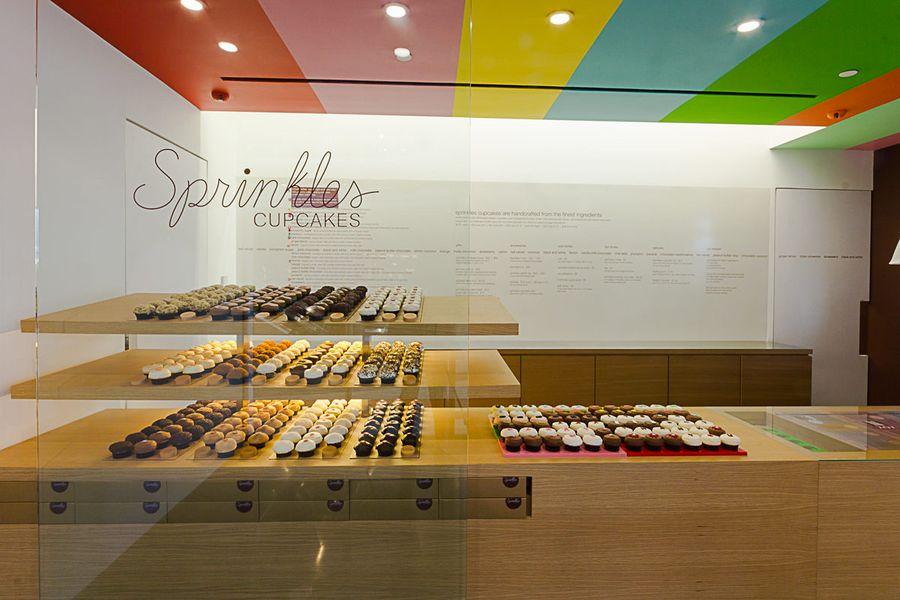 Sprinkles Cupcakes in Buckhead Atlanta