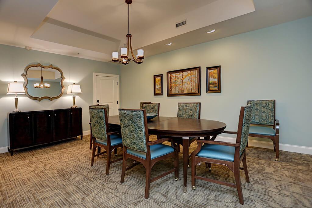 Meeting Room at Brickmont of Milton
