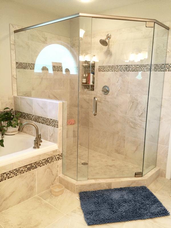 Residential Shower Surround