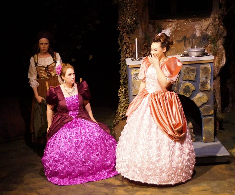 Into The Woods (Lucinda)