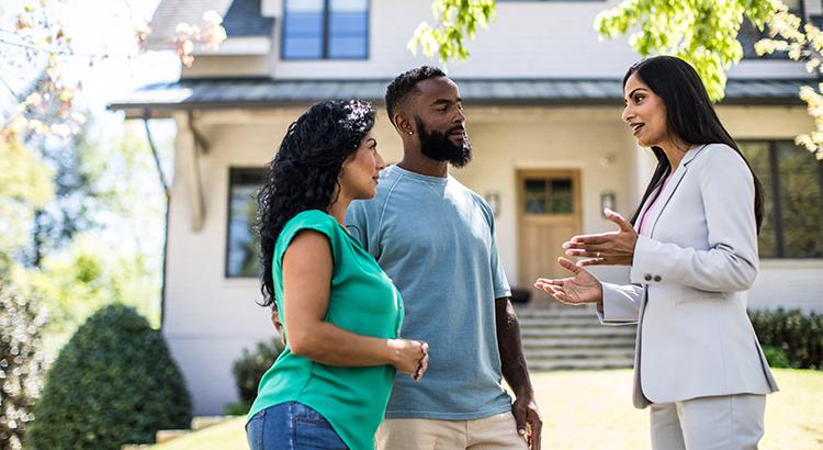 Real estate investor profile