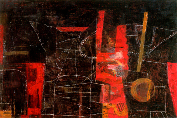 (c) Philip Guston,  Fair Use  max resolution: 565x379px