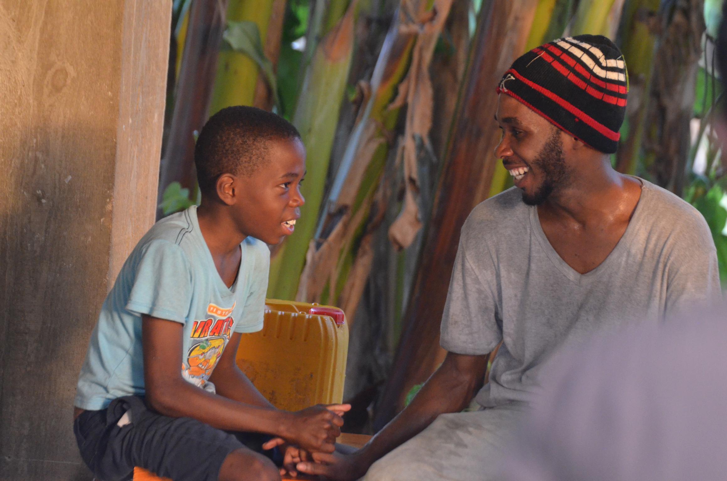 - Help Us Help in Haiti