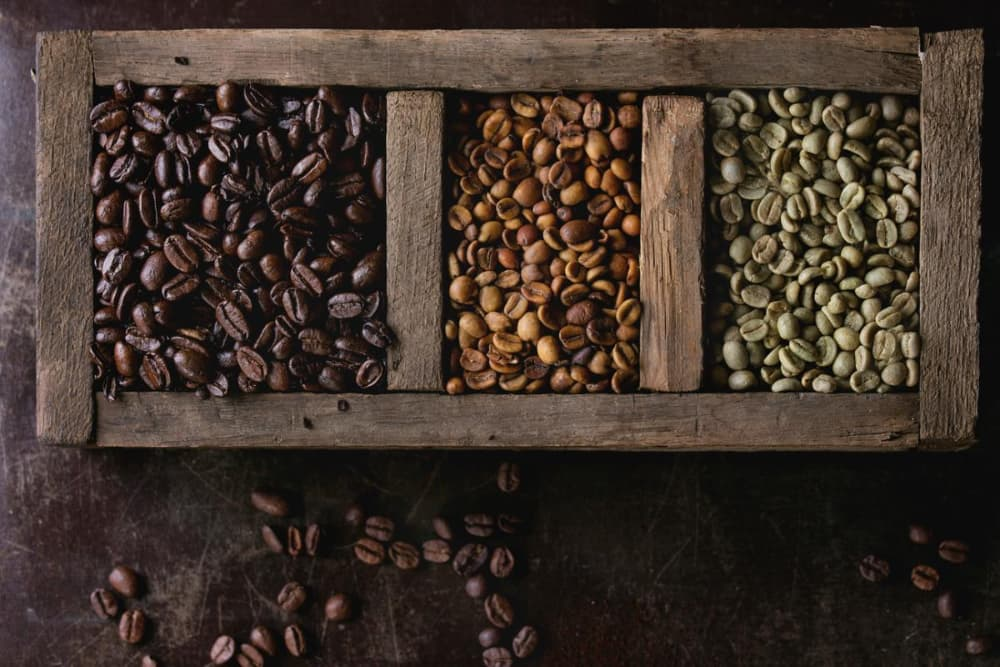 step-by-step guide to coffee beans
