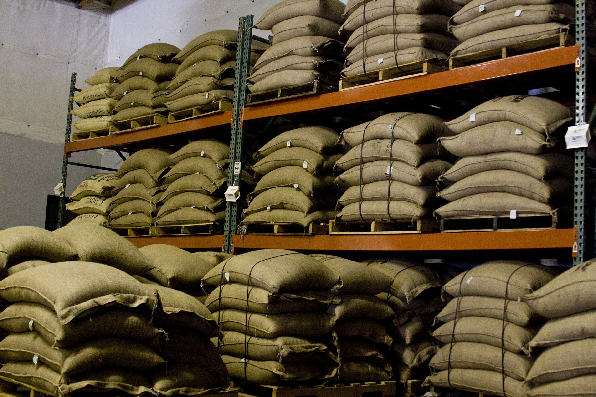 Coffee beans that are direct trade