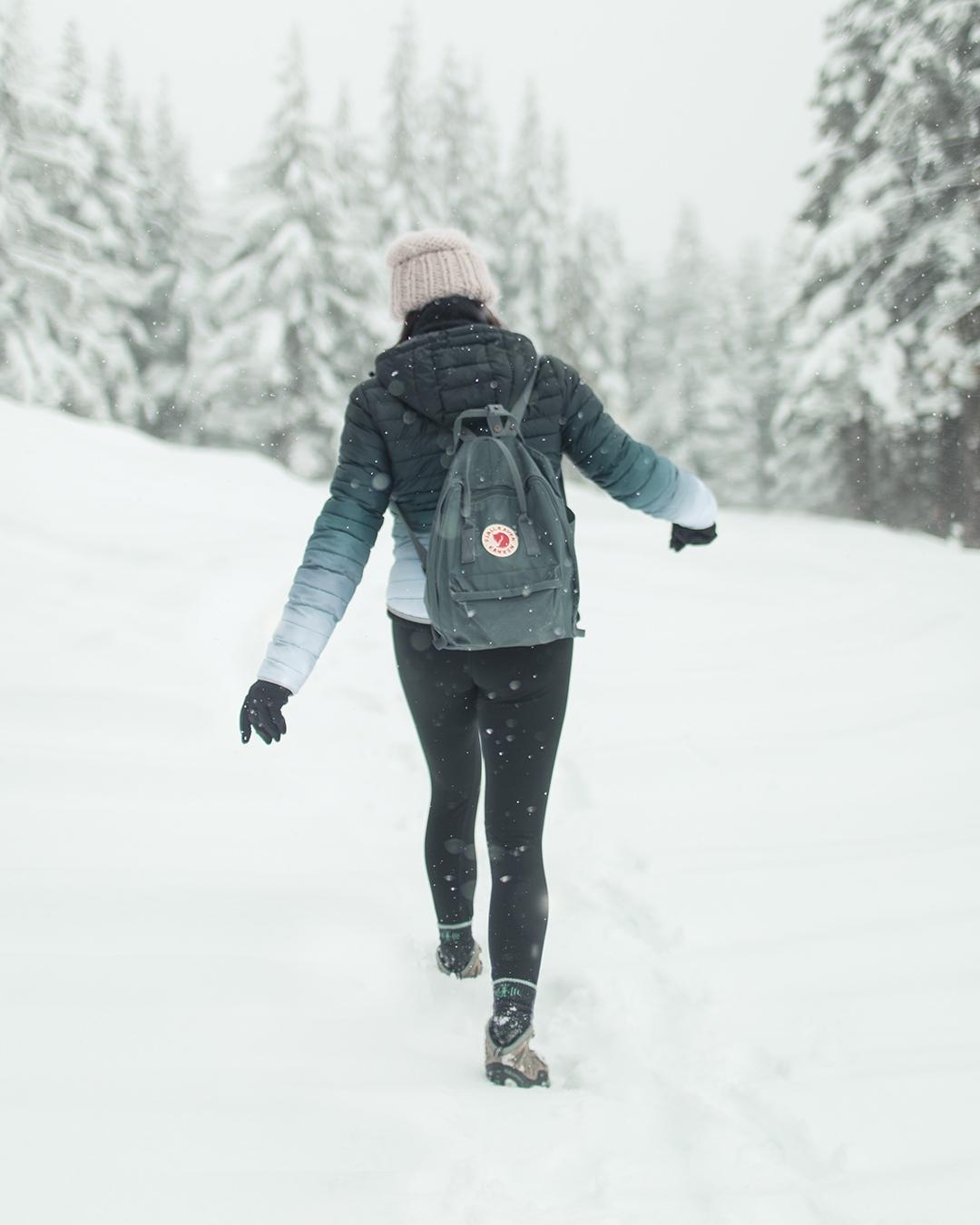 Canadian Winter - travel portraits