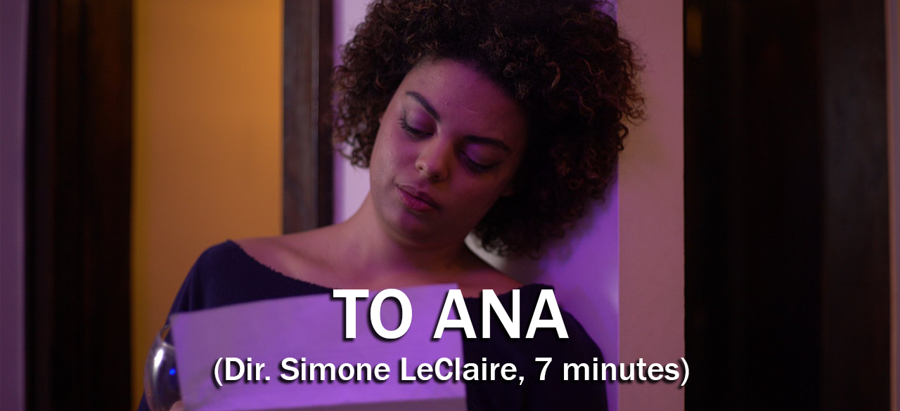 Ana learns to witness her own value when she ingeniously discovers a do-it-yourself cure for her ghosted heart.