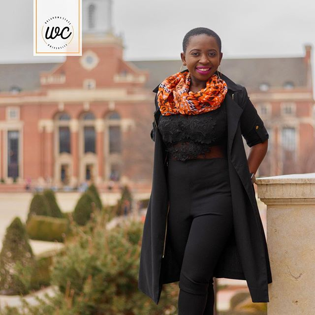 """This weeks spotlight is on our consultant Fehintola Folarin. Fehintola does community outreach for us at the Stillwater WONDERtorium. """"For me, helping others become better writers is not just about impacting knowledge but also acquiring knowledge. Nothing delights me more than the opportunity to mentor and inspire. However, my delight also comes from the fact that as I help others, I learn, as I inspire, I am inspired. This ideology is what I carry along with me to every writing sessions.  When I am not studying or doing any school related work, I am probably seeing a movie or volunteering at one of the nursing homes in Stillwater. I am passionate about helping others, especially the vulnerable senior citizens in our community. I am ultimately motivated to contribute to the immeasurable care given to these vulnerable group of people by working to mobilize the community for concerted effort to ameliorate the suffering and loneliness in these homes."""""""