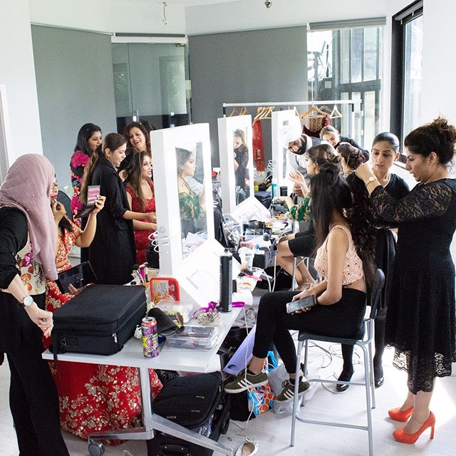 Studio 1 & 2 in full swing! Great to have @makeupbygeetsoni run her makeup workshop and training academy at our studios ✨  Book today and use our promo codes! PROMOS1 - £50 Off Studio 1 PROMOS2 - £50 Off Studio 2 PROMOS3 - £35 Off Studio 3