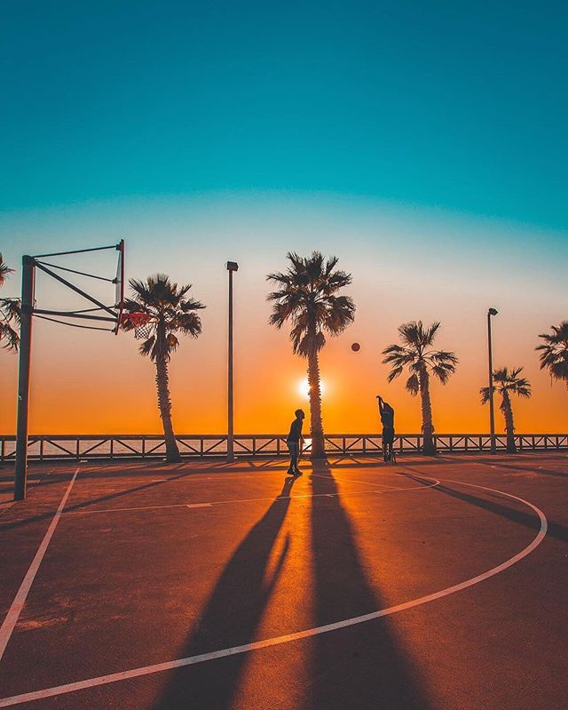 Sun, Sea and Palm Trees 🌴  Summer is in session and this weeks #photographeroftheweek is San Diegan Photographer @eric_scire who captures these incredible and awe-inspiring scenes from his town. The gradients of the sunset offset against the silhouette of the palm trees really show off feeling of summer in California ✨  #travelphotography #aesthetic #photoinspo #sun #sandiego #photography #photooftheday #sunset #palmtrees #california #cali