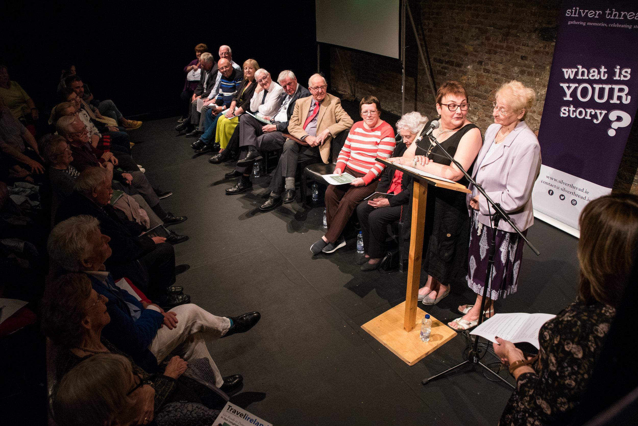 Irish Literature Festival Dublin
