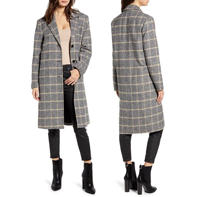 Plaid Longline Blazer Available Now @Nordstrom Full Line Stores and Online! This longline version of a plaid blazer completes your look with a bold dose of retro style . . . . . #muralclothing #nordstrom #savvy #contemporary #fashion #blazer #plaid #plaidblazer #coat #jacket #outerwear #womenswear #style #longlineblazer #styleblogger #wiwd #ootd #ltkit #fallstyle