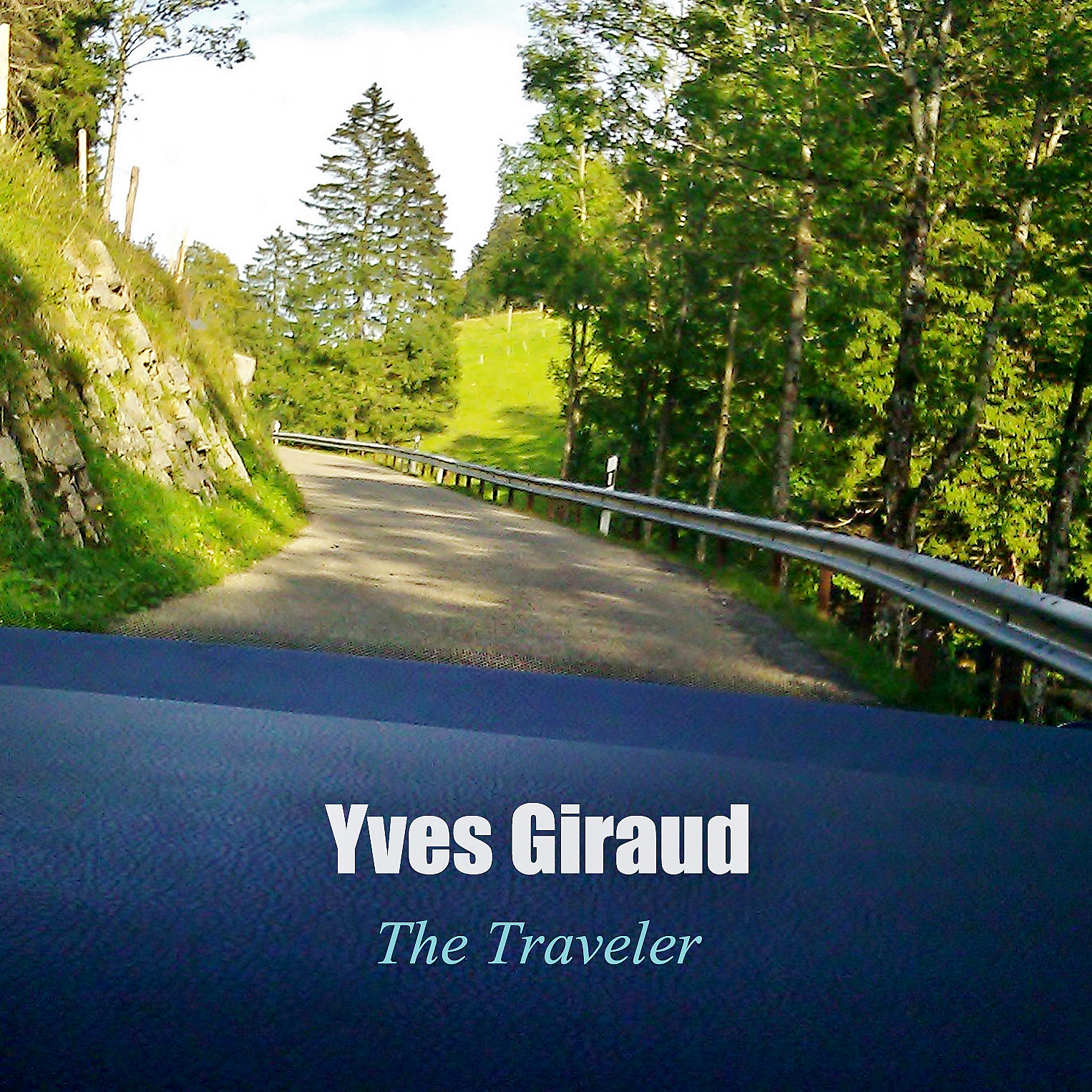 The Traveler  - 10 original acoustic songs - Recorded and produced by Yves Giraud at Studio M31 in Burnsville, North Carolina. Release year: 2014.