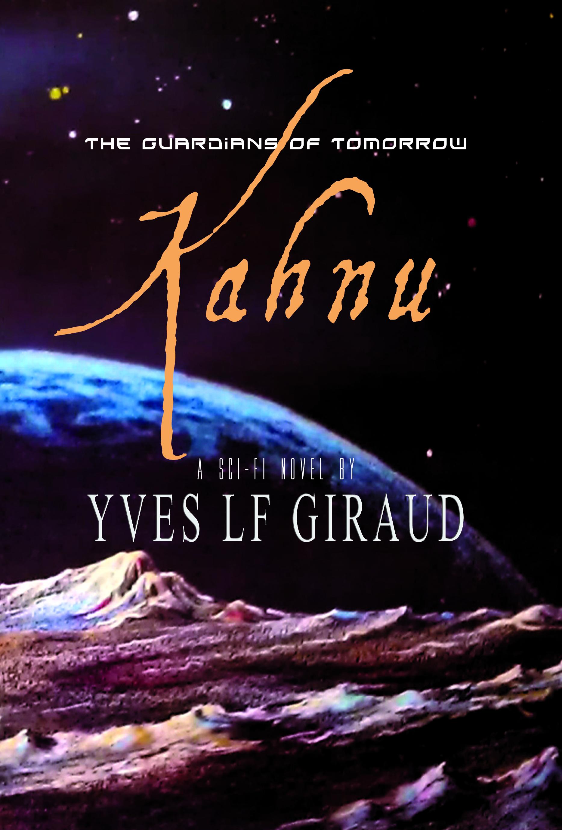 Kahnu book cover - Yves Giraud - 6X9 - Front Flat 1.jpg