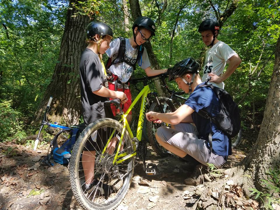Volunteer - Trail Heads needs experienced bicycle mechanics to volunteer their time to help refurbish donated bikes. Click the link above to get started.