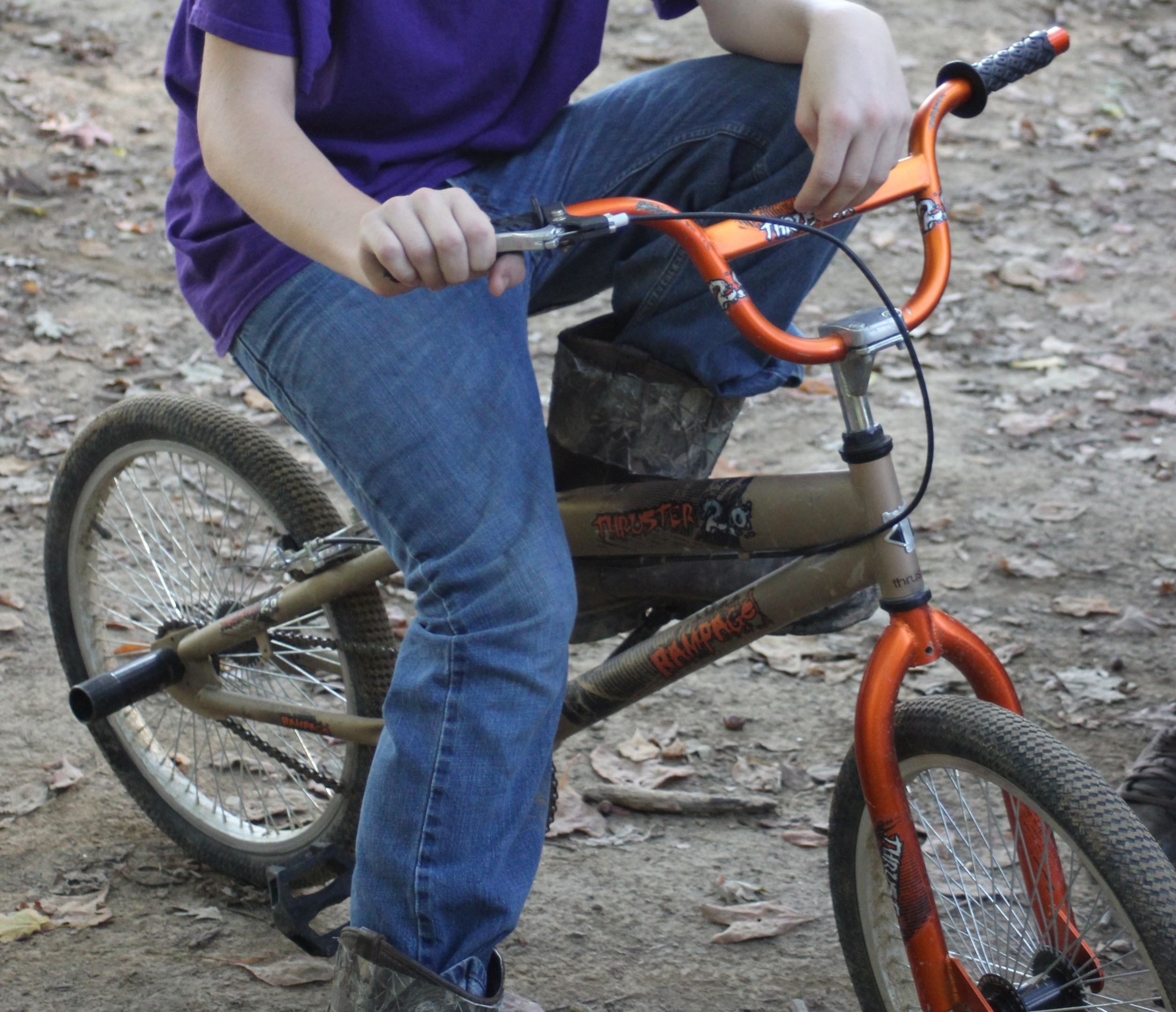 Get a Bike - Trail Heads accepts applications for bikes to be donated to anyone in need. Click the link above to get started.