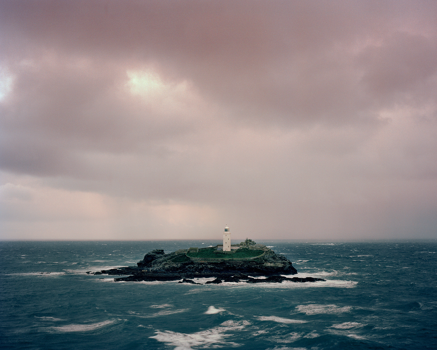 Godrevy Lighthouse - 2017