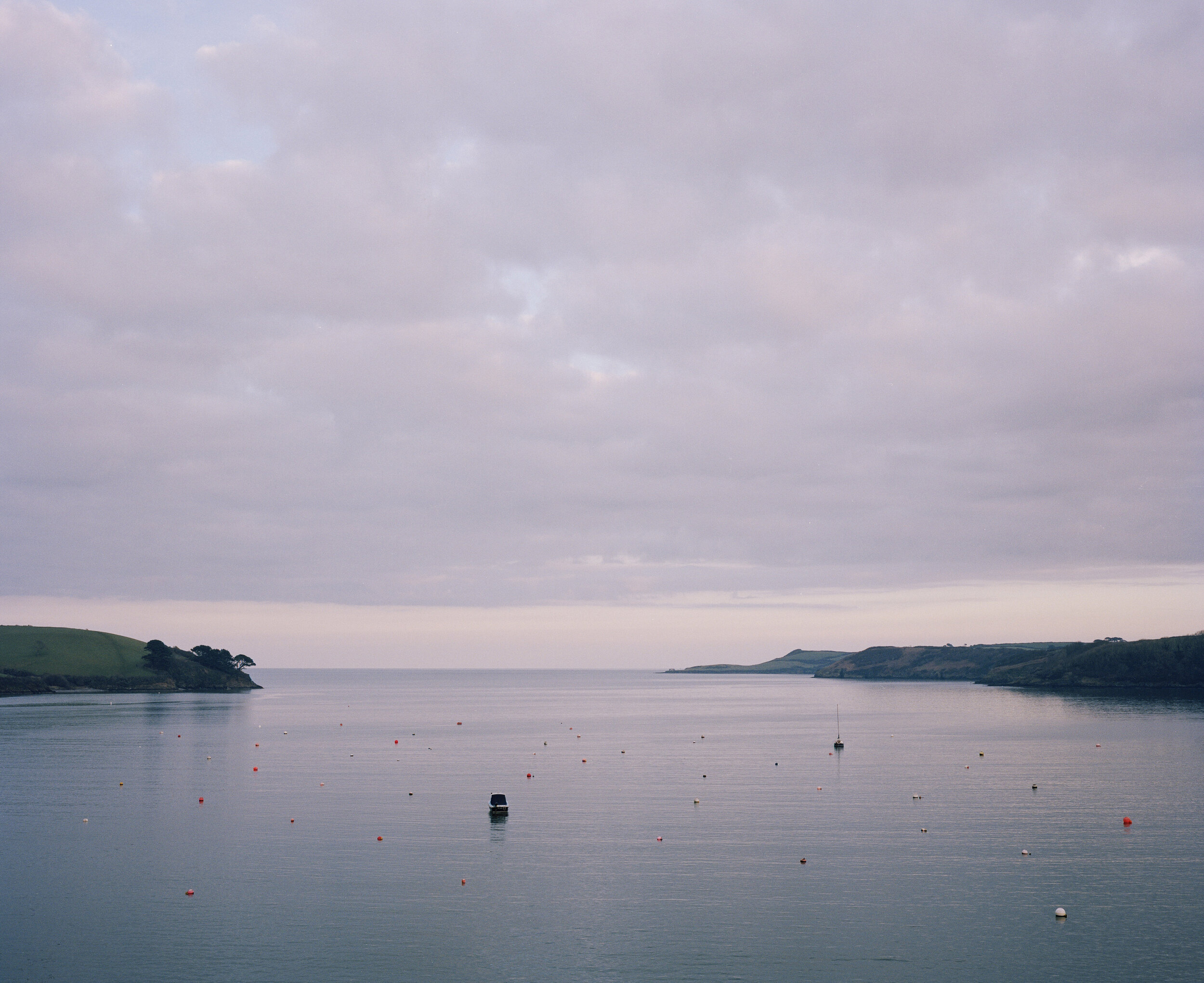 The Helford Passage, 2016