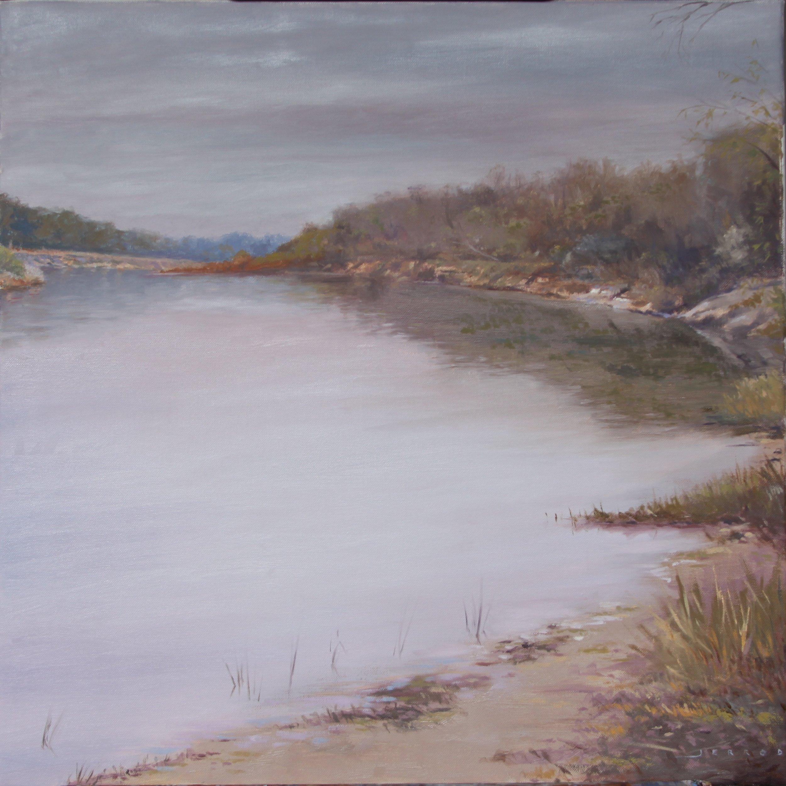 Pearl River #6 36x36.JPG