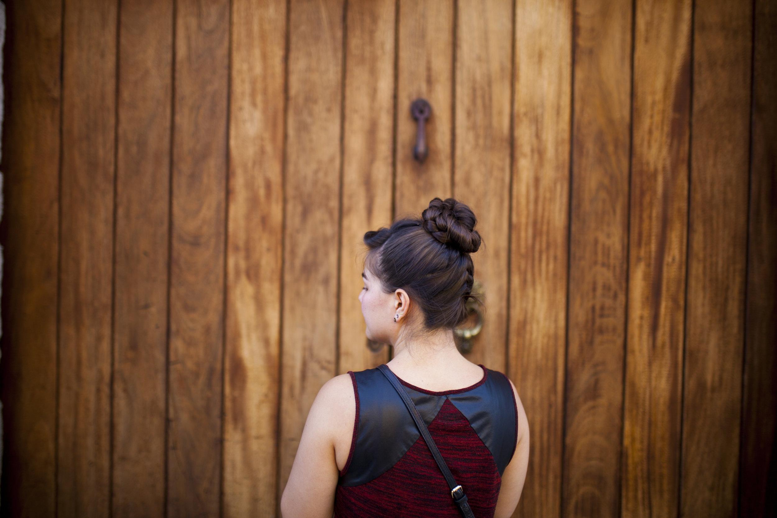 julia big wood door.jpg
