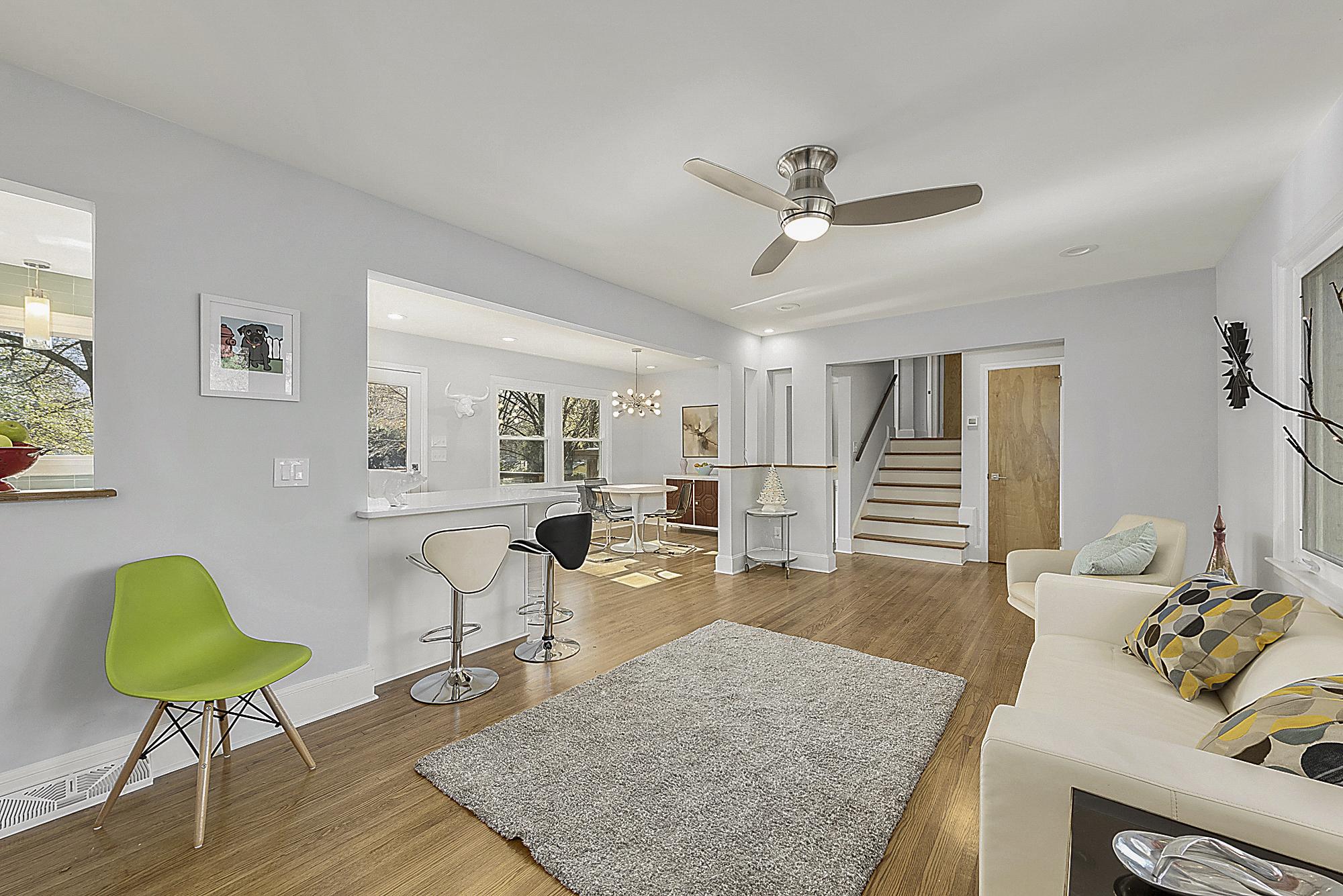 Retro living space
