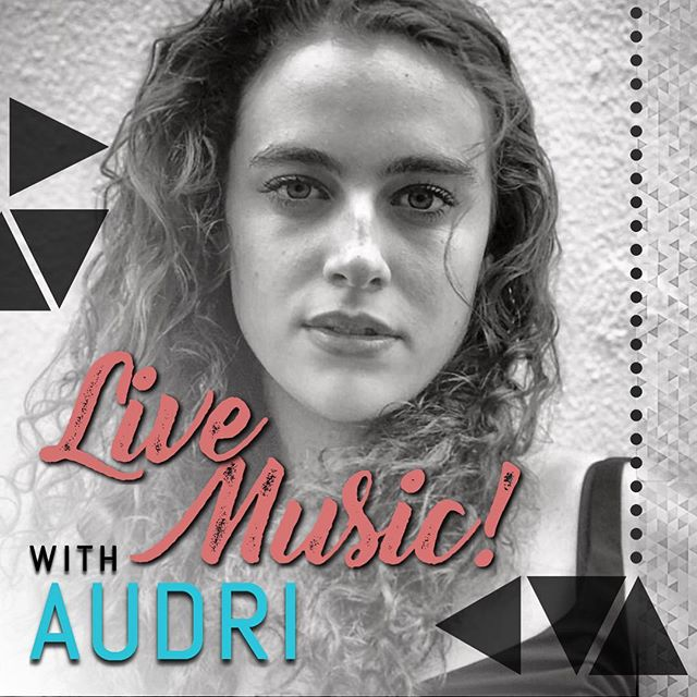 Come by RBG for live music TONIGHT (Wednesday, October 24th)!!! Enjoy the musical stylings of talented local Seattle artist @audri_music. Music kicks off at 9 pm (just in time for happy hour too). See you tonight!