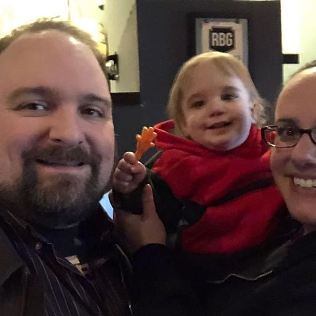 Our first #treasurechestchamps are @mrbyz1138 and Family! Thanks for being part of the RBG experience - we hope your little one has been enjoying his toy. Message us for your $50 gift card!  Our next prize drawing is in two weeks. Enter to Win! #followmetorbg #treasurechestchamps
